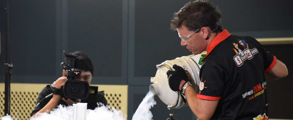 Street Science – A QUT exclusive!
