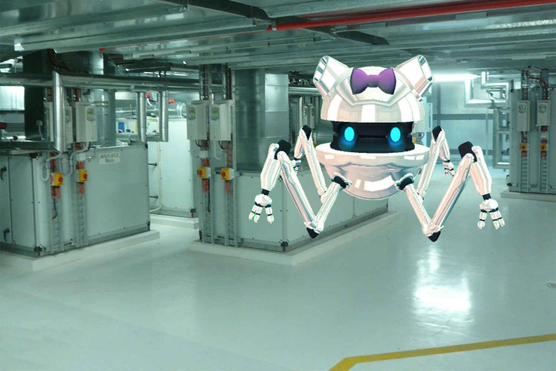 Robot uni